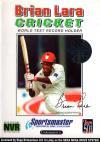 Brian Lara Cricket  - Cover Art Sega Genesis
