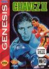 Chavez II - Cover Art Sega Genesis