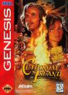 Cutthroat Island - Cover Art Sega Genesis