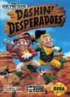 Dashin' Desperadoes - Cover Art Sega Genesis