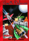 Earth Defense - Cover Art Sega Genesis