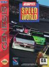 ESPN Speed World - Cover Art Sega Genesis