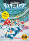 Hit the Ice: The Video Hockey League - Cover Art Sega Genesis