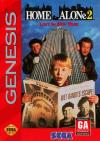 Home Alone 2: Lost in New York - Cover Art Sega Genesis