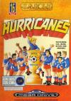Hurricanes - Cover Art Sega Genesis