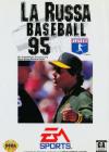 La Russa Baseball 95 - Cover Art Sega Genesis
