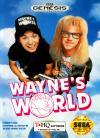 Wayne's World - Cover Art Sega Genesis