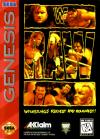 WWF Raw - Cover Art Sega Genesis