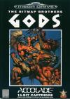 Gods - Cover Art Sega Genesis