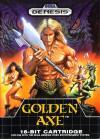Golden Axe - Cover Art Sega Genesis