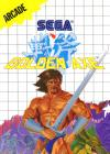 Golden Axe - Cover Art Sega Master System