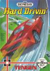 Hard Drivin' - Cover Art Sega Genesis