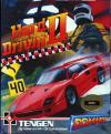 Hard Drivin' II - Cover Art