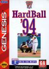 HardBall 4 - Cover Art Sega Genesis