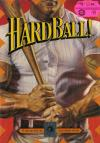 HardBall! - Cover Art Sega Genesis
