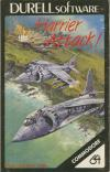 Harrier Attack!  - Cover Art Commodore 64