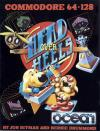 Head Over Heels - Cover Art Commodore 64