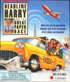Headline Harry and the Great Paper Race - Cover Art DOS