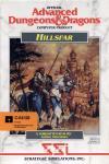 Hillsfar - Cover Art Commodore 64