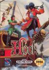Hook - Cover Art Sega Genesis