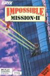 Impossible Mission 2 DOS Cover Art