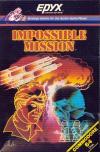 Impossible Mission - Commodore 64 Cover Art