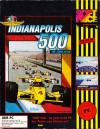 Indianapolis 500 The Simulation DOS Cover Art