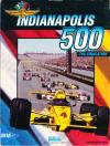 Indianapolis 500: The Simulation - Cover Art DOS