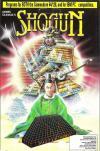 James Clavells Shogun DOS Cover Art