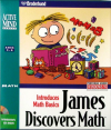 James Discovers Math - Windows 3.1 Cover Art
