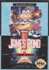 James Pond 2: Codename: RoboCod - Cover Art Sega Genesis