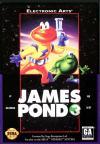 James Pond 3: Operation Starfish - Cover Art Sega Genesis