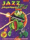 Jazz Jackrabbit - Cover Art DOS