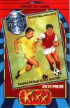 Microprose Soccer - Cover Art Commodore 64