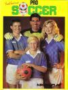 Keith Van Eron's Pro Soccer - Cover Art DOS