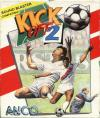Kick Off 2 - Cover Art DOS