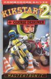 Kikstart 2 - Cover Art Commodore 64