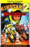Kikstart 2 - Cover Art ZX Spectrum