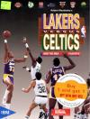 Lakers vs. Celtics and the NBA Playoffs - Cover Art DOS