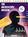 Laser Surgeon The Microscopic Mission DOS Cover Art
