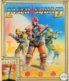 Laser Squad  - Cover Art Amiga