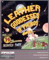 Leather Goddesses of Phobos - Cover Art Commodore 64