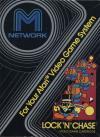 Lock 'n' Chase - Atari 2600 Cover Art