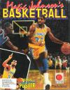 Magic Johnson's Fast Break - Cover Art DOS