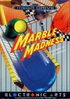 Marble Madness - Cover Art Sega Genesis