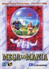 Mega lo Mania - Cover Art Sega Genesis