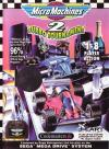 Micro Machines 2: Turbo Tournament - Cover Art Sega Genesis