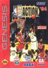 NBA Action '94 - Cover Art Sega Genesis