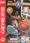 NBA Hang Time - Cover Art Sega Genesis