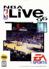 NBA Live 96 - Cover Art Sega Genesis
